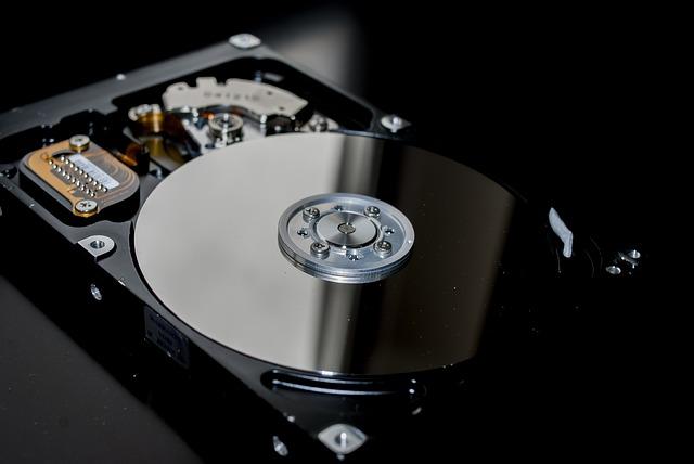 Comment formater un disque dur?